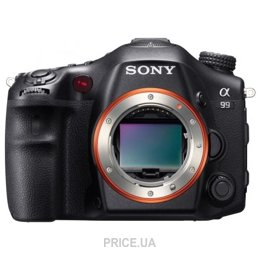 Фото Sony Alpha SLT-A99 Body