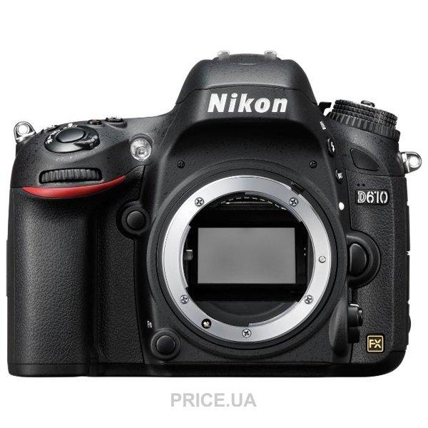 Nikon D610 Body купить в одессе сравнить цены на цифровые