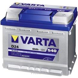 Автомобильный аккумулятор Varta 6СТ-70 BLUE dynamic (E23)