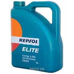 Моторное масло Repsol Elite Long Life 5W-30 5л