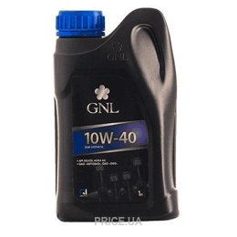 Моторное масло GNL Semi-Synthetic 10W-40 1л