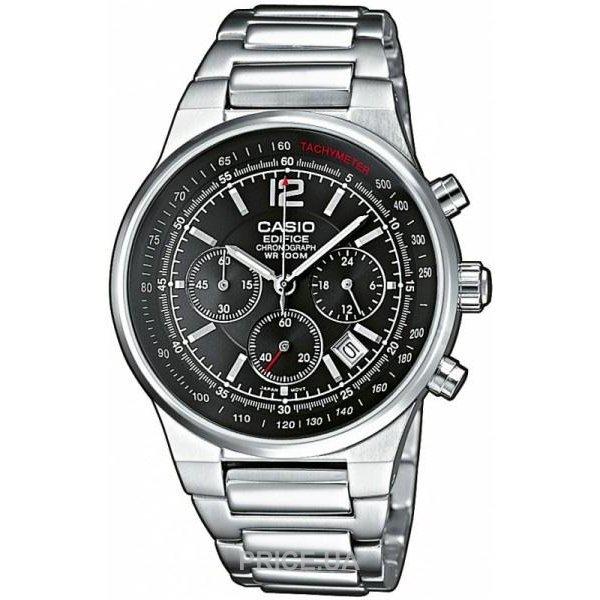 Casio EF-500D-1A  Купить в Украине - Сравнить цены на наручные часы ... 88b05061bd6d9