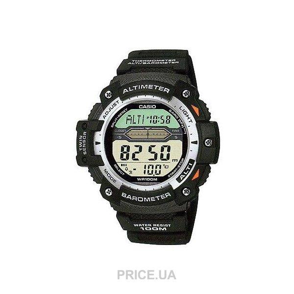 Casio SGW-300H-1A  Купить в Украине - Сравнить цены на наручные часы ... 909e8a391a5f8
