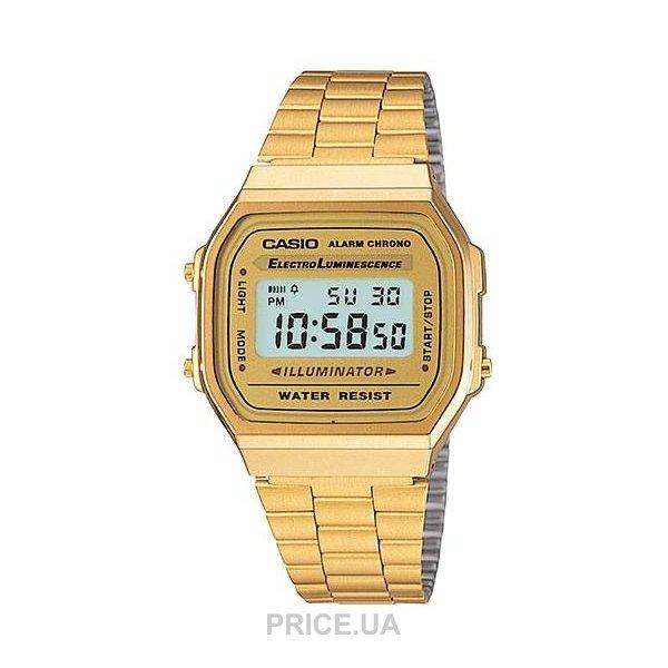 2ebe548a Casio A-168WG-9: Купить в Киеве - Сравнить цены на наручные часы ...