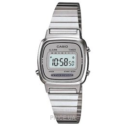 ab25526c Casio LA-670WEA-7: Купить в Украине - Сравнить цены на наручные часы ...