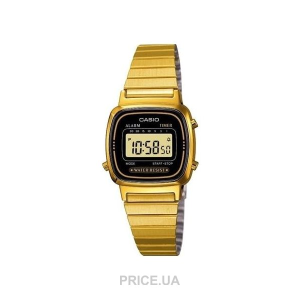 7f923a33 Casio LA-670WEGA-1: Купить в Украине - Сравнить цены на наручные ...