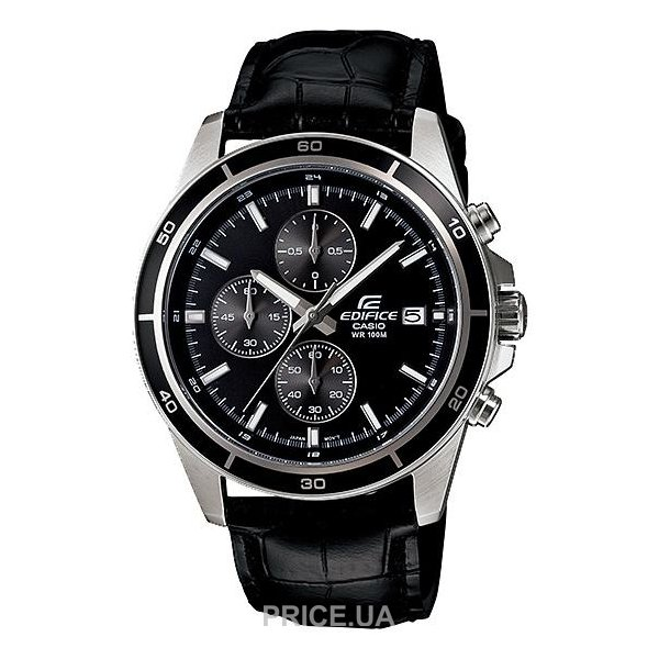 Casio EFR-526L-1A  Купить в Украине - Сравнить цены на наручные часы ... d88342bf1d863