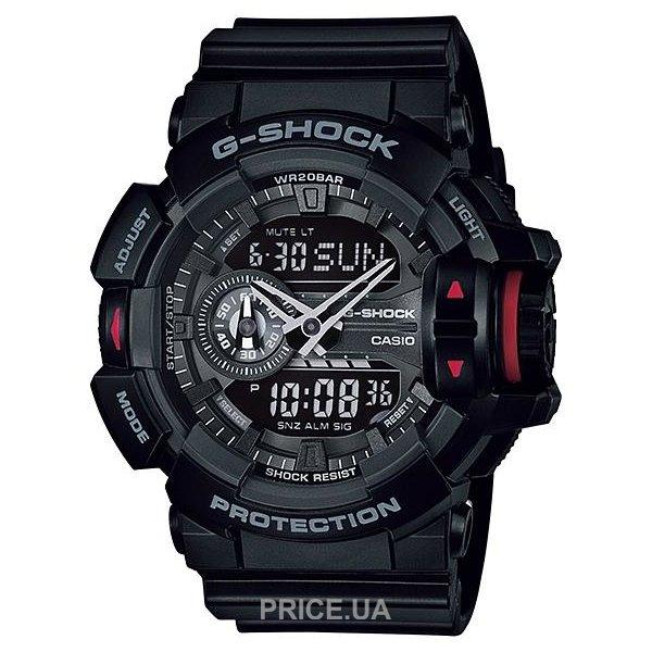 30409736 Casio GA-400-1B: Купить в Украине - Сравнить цены на наручные часы ...