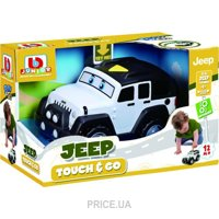 Bb junior Jeep Wrangler Unlimited (16-81801)