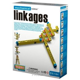 Фото ENGINO Mechanical Science M02 Linkages