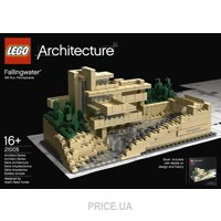 Фото LEGO Architecture 21005 Fallingwater