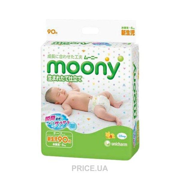 02699d9c9ba9 Moony NB 0-5 кг (90 шт.)  Купить в Киеве - Сравнить цены на ...