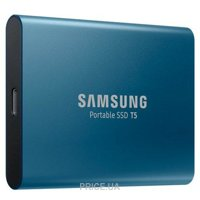 Фото Samsung T5 Blue 250GB (MU-PA250B/WW)