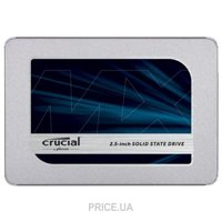 Crucial MX500 2.5 500GB (CT500MX500SSD1)