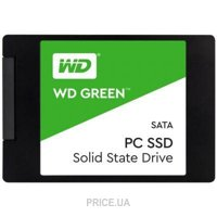 Фото Western Digital SSD Green 240GB (WDS240G2G0A)
