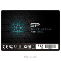 Фото Silicon Power Ace A55 512GB (SP512GBSS3A55S25)