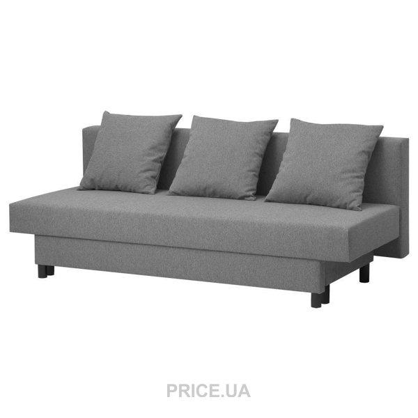 Ikea Asarum диван 3 местный раскладной 50284647 купить в
