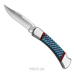 Нож туристический Buck Stars & Stripes Folding Hunter (110BLSUSAB)