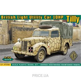 Фото ACE British light utility car 10hp Tilly (72500)
