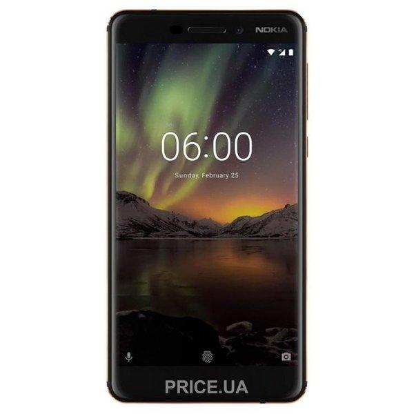 Nokia 6 (2018) 4 64Gb  Купить в Харькове - Сравнить цены в магазинах ... 14f9a327eff