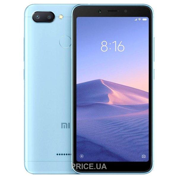 Xiaomi Redmi 6 64Gb  Купить в Украине - Сравнить цены на мобильные ... 6ff8eb94f7c