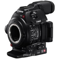 Фото Canon EOS C100 Mark II