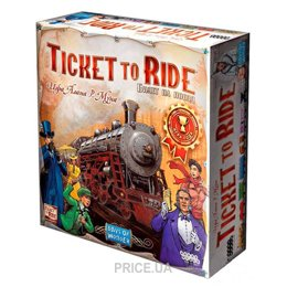 Фото Days of Wonder Ticket to Ride (7201)