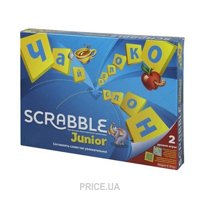 Фото Mattel Scrabble Junior (Y9736)