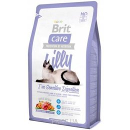Фото Brit Care Cat Lilly I've Sensitive Digestion 7 кг