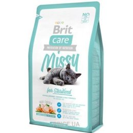 Фото Brit Care Cat Missy for Sterilised 2 кг