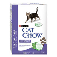 Cat Chow Special Care Hairball Control 0,4 кг