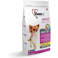 Фото 1st CHOICE Adult Toy & Small Breeds Healthy Skin & Coat 7 кг