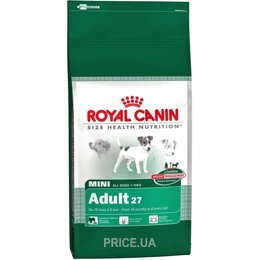 Фото Royal Canin Mini Adult 2 кг