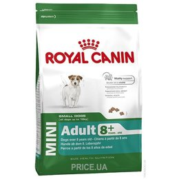 Фото Royal Canin Mini Adult 8+ 2 кг