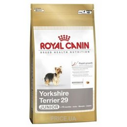 корм для собак Royal Canin Yorkshire Terrier Junior 1,5 кг