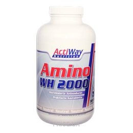 Фото ActiWay Nutrition Amino WH 2000 325 tabs