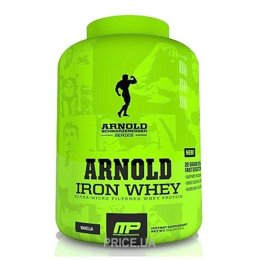 Фото MusclePharm Arnold Iron Whey 680 g
