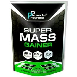 Фото Powerful Progress Super Mass Gainer 1000g