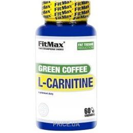 FitMax Green Coffee L-Carnitine 60 caps