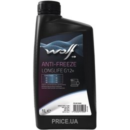Фото Wolf ANTI-FREEZE LONGLIFE G12+ 1л
