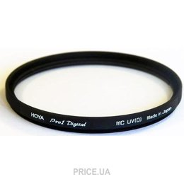 Светофильтр HOYA 58 mm UV Pro1 Digital