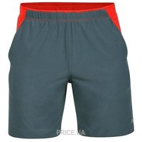 Marmot Regulator Short Dark Zinc/Scarlet Red M