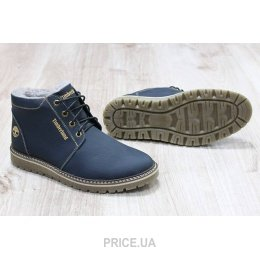 bbd8cb664c57 ... полуботинок мужской Timberland Мужские ботинки Timberland зимние  темно-синие 32812