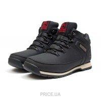 7a3adc1b Ботинок, полуботинок мужской Timberland Мужские ботинки на меху Timberland  Euro Sprint черные E30032 / F11