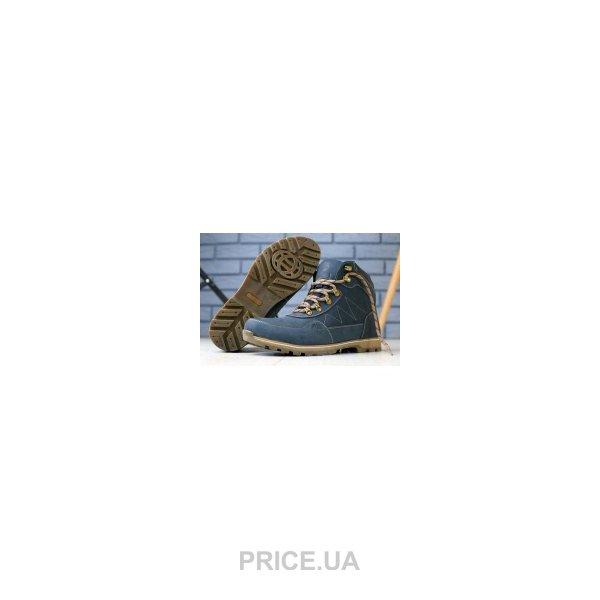 Timberland Мужские ботинки на меху Timberland синие 54154-1 зима. 0.0. цены  в Украине 968bbadeae6f3