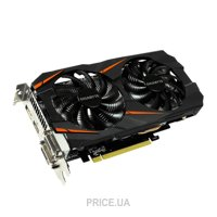 Gigabyte GeForce GTX 1060 WINDFORCE OC 6Gb (GV-N1060WF2OC-6GD)