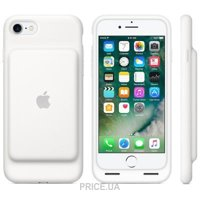 Apple Smart Battery Case - iPhone 7/8 - White (MN012)