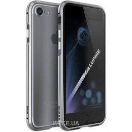 Фото Luphie Blade Sword Bumper iPhone 7 Gray