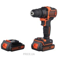 Фото Black&Decker BDCDD186KB