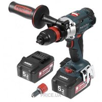 Фото Metabo SB 18 LTX Quick 5.2Ah x2 Case